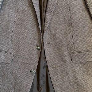 Kenneth Cole Suits & Blazers - Men's Kenneth Cole Brown Blazer Sports Jacket